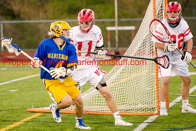 MHS Mens LAX vs Milford 2016-4-13-11