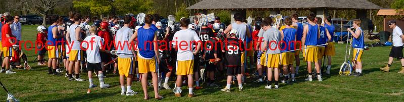 bulldog lax team photo 2013-15