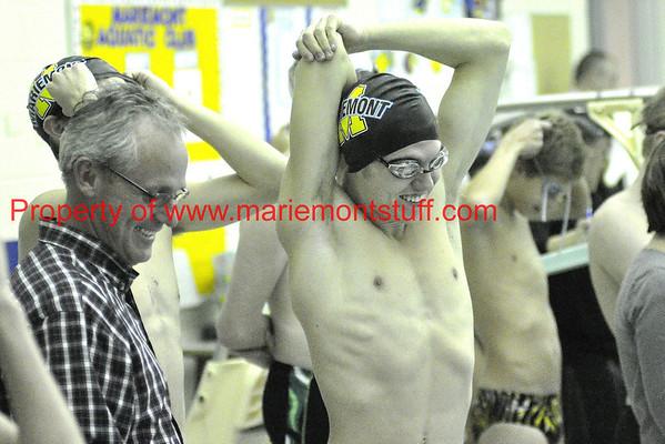 MHS Swim Team Archive 2012 - 2014 seasons